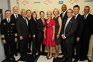 HHS Secretary Sebelius and other HHS Officials launch Million Hearts. Credit: Photo by Chris Smith – HHS Photographer.