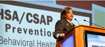 photo of Surgeon General Regina M. Benjamin