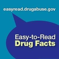 Easy to read web site, easyread.drugabuse.gov