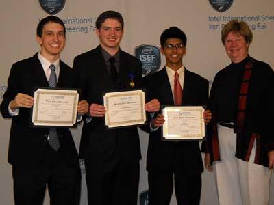 Addiction Science Award Winners