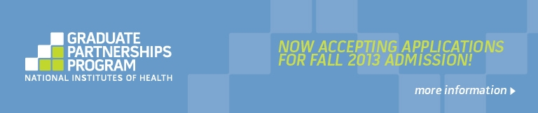GPP Application Banner - Fall 2013