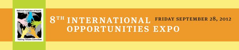 International EXPO Banner
