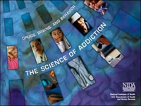 Cover, NIDA's Science of Addiction booklet