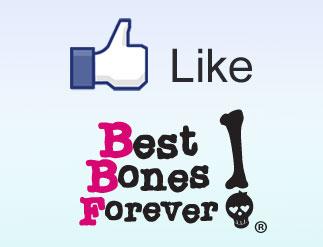Like Best Bones Forever on Facebook