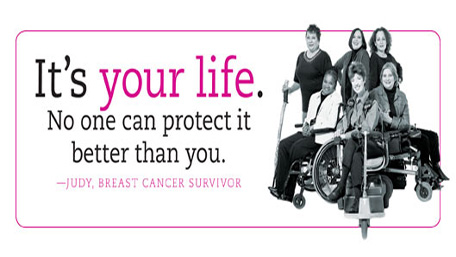 Breast Cancer and Women with Disabilities