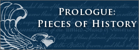 Prologue: Pieces of History Blog