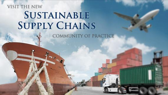 Sustainable Supply Chains Community of Practice
