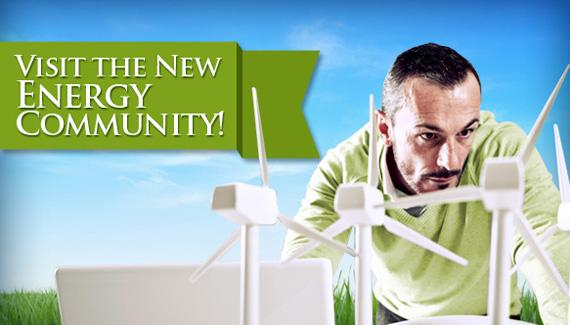 Visit the New Energy Community