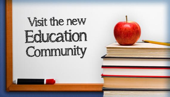 Visit the New Education Community
