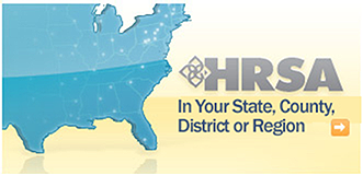 HRSA in Your State