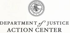 Department of Justice Seal - Department of Justice Action Center
