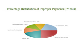Percentage Distribution of Improper Payments