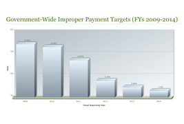 Government-Wide Improper Payment Targets