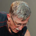 Photo of Dr. Francis Collins exercising.