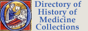 Directory of History of Medicine Collections