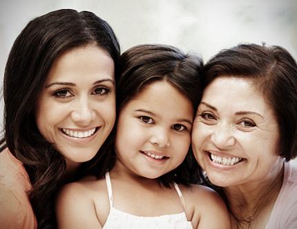 Latina-family