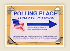 Información sobre el voto en las elecciones presidenciales