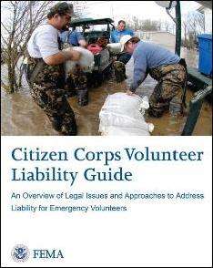 Citizen Corps Liability Guide