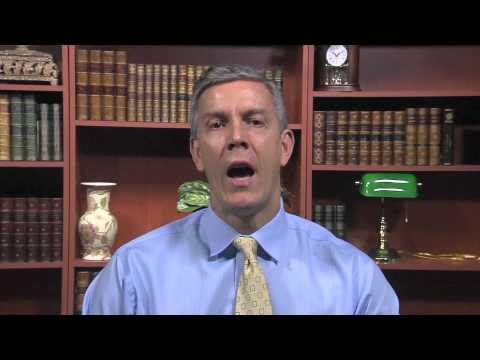 Education Secretary Arne Duncan Announces Stop Bullying Video Competition