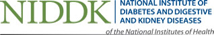 National Institute of Diabetes and Digestive and Kidney Diseases Logo.