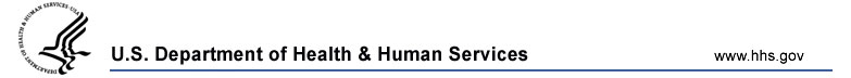 U.S. Department of helth and Human Services