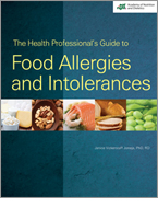 The Health Professional's Guide to Food Allergies and Intolerances - 10% off during October