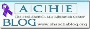 ACHE Blog