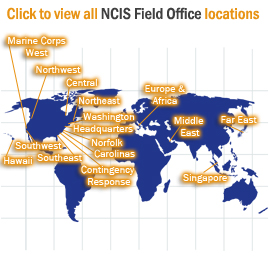 NCIS Field Offices