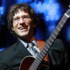 Versatile guitarist Frank Vignola has clearly studied Django Reinhardt-style jazz.