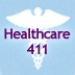 Logo for Healthcare 411 Radio Series