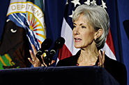 HHS Secretary Sebelius at the White House Tribal Nations Conference. Credit: Photo by Chris Smith – HHS Photographer.