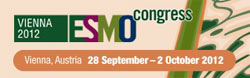 European Society for Medical Oncology 2012 Congress banner