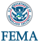 DHS Seal and FEMA Logo