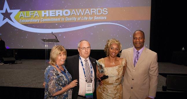 Hero Award Winners
