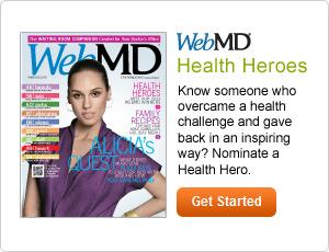Nominate a Health Hero.