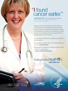 Jennifer Brull, M.D. is featured as a MUVr