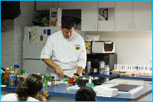 Chef David Kamen