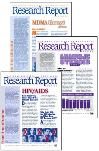 image of Research Report covers