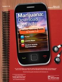 Marijuana Cell Phone Poster Thumbnail