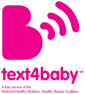 Text4Baby Logo