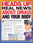 Picture of Heads Up: Real News About Drugs and Your Body- Year 02-03 Compilation for Students