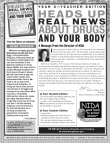 Picture of Heads Up: Real News About Drugs and Your Body- Year 03-04 Compilation for Teachers