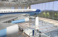 Air Force One gallery