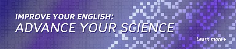 English Banner
