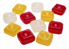 Fotografía de caramelos para la tos