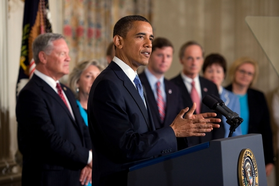 President Obama Delivers Remarks on the Improper Payments Law