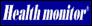 Logo for Health Monitor Network