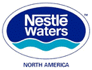 Logo for Nestle Waters North America