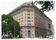 Image of the Federal Bureau of Prisons Central Office