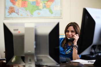 Carly Montoya, Director of Advance, Office of the Secretary